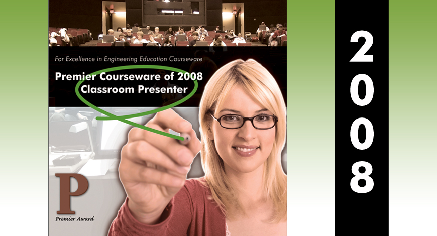 Premier Courseware of 2008