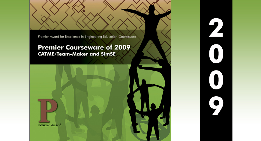 Premier Courseware of 2009