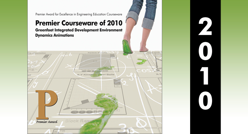 Premier Courseware of 2010