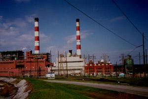 Della Steam Plant
